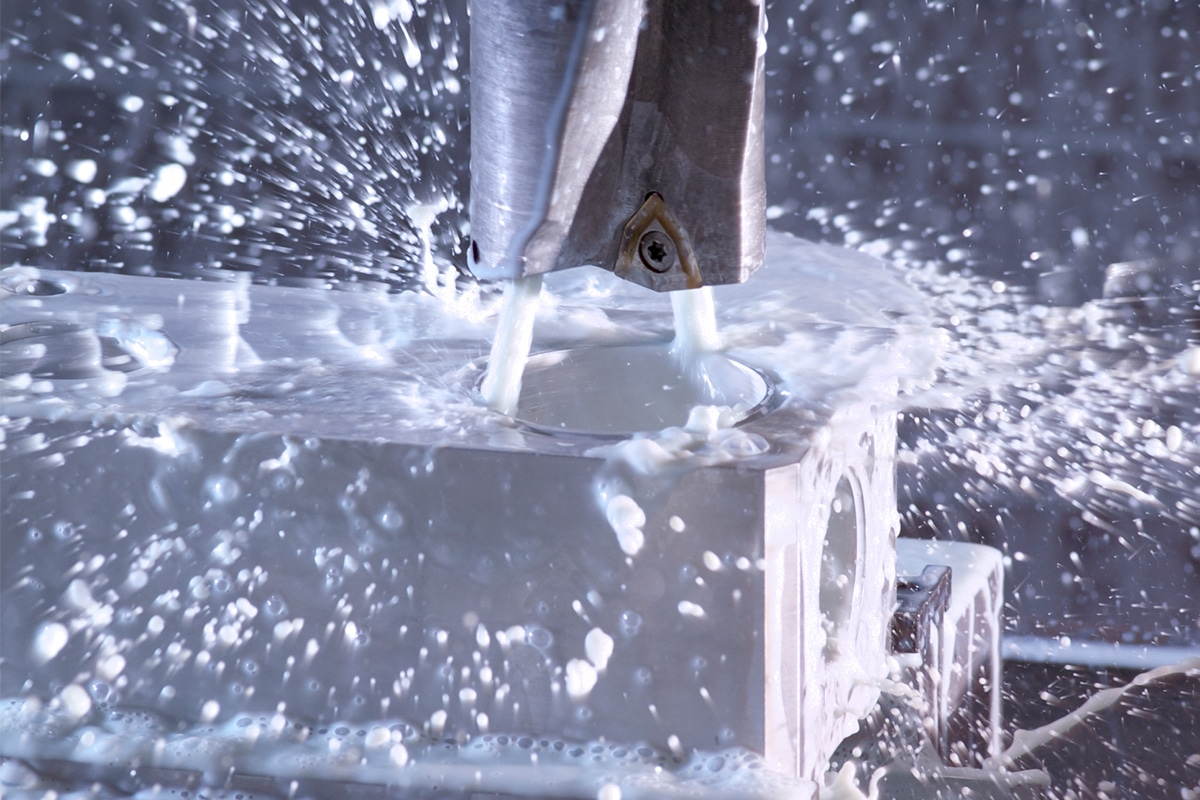 Traditional and Fluorinated Metalworking Fluids: A Brief Overview