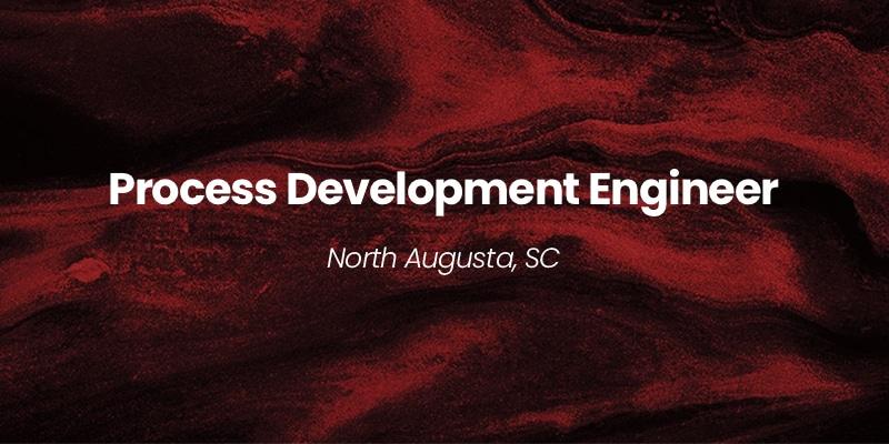 Process Development Engineer